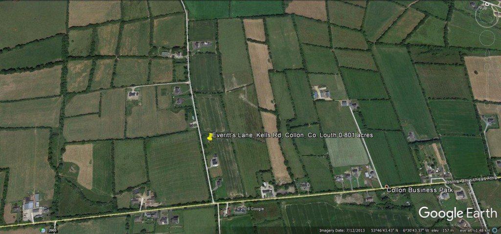 Everitt's Lane, Kells Rd, Collon, Co. Louth