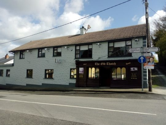 The Old Thatch Public House, Main Street, Drumconrath, Co. Meath